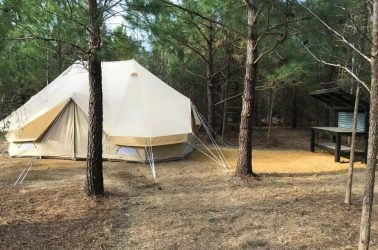 Glamping Tents Myrtle Beach